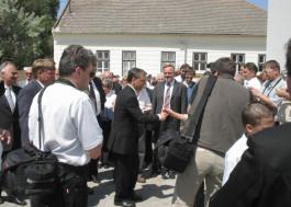 Református Gyülekezeti Ház avatása